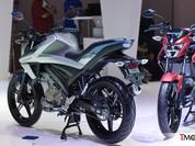 Yamaha V-Ixion 2017 ra mắt đối đầu Honda CB150