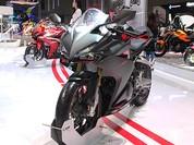 Sportbike Honda CBR250RR 2017 đầu tiên về Việt Nam