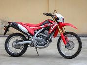 Honda CRF250L bản 2017 giá 8.500 USD đầu tiên về Việt Nam