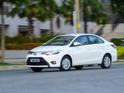 Xe bán chạy Toyota Vios cũng phải giảm giá để kéo khách