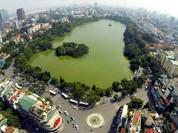 Hà Nội: Dự kiến cuối tháng 7 sẽ nạo vét Hồ Hoàn Kiếm