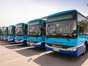 Hà Nội tiếp tục thay mới 15 xe buýt có wifi