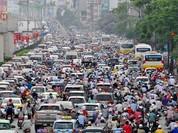 Đầu tháng 7, Hà Nội xem xét việc cấm xe máy vào nội thành