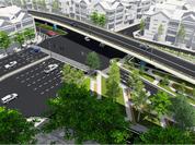 Hà Nội: 312 tỷ đồng xây cầu vượt An Dương - đường Thanh Niên