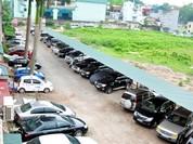 Hà Nội sẽ thu hồi dự án bến, bãi xe đã giao nếu chủ đầu tư chậm triển khai