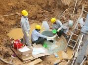 Dự án cấp nước sông Đà giai đoạn II chậm do chủ đầu tư cổ phần hóa