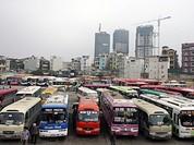 Hà Nội xem xét dừng hoạt động bến xe Giáp Bát, Gia Lâm, Nước Ngầm và Mỹ Đình