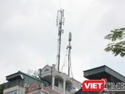 Hà Nội: Tất cả các trạm thu phát sóng được kiểm tra đều an toàn