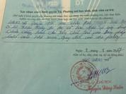 Hà Nội: Kiểm tra thông tin lãnh đạo xã phê bình cả nhà công dân vào lý lịch