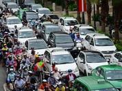 Hà Nội công bố hàng loạt tuyến phố cấm taxi