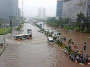 Ông Nguyễn Đức Chung: Hà Nội sẽ đào thêm 25 hồ nội thành để giảm áp lực ngập úng