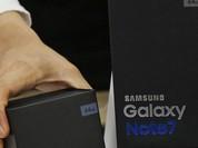 Nhiều lời phàn nàn về pin trên Galaxy Note 7 thay thế tại Hàn Quốc