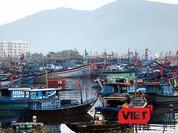 Các tỉnh ven biển thông báo khẩn về bão số 6 cho tàu thuyền