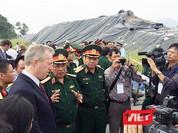Khởi động giai đoạn 2 dự án Xử lý dioxin ở sân bay Đà Nẵng