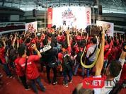 Gần 2.000 người tham gia Canon Marathon lần đầu tiên tại Đà Nẵng