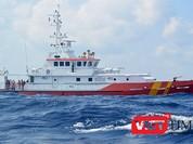 Điều tàu SAR 412 cứu ngư dân nguy cấp ngoài khơi