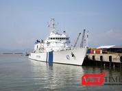Cận cảnh tàu bảo vệ bờ biển Ấn Độ vừa chính thức thăm Đà Nẵng