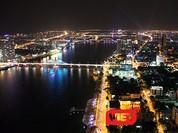 Đà Nẵng xem xét thay thế đèn chiếu sáng công cộng bằng đèn LED