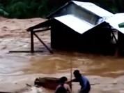 Vỡ van đập thủy điện Sông Bung 2: Dân vẫn chưa nhận được đền bù!