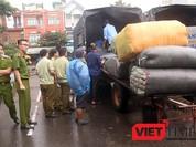 Đà Nẵng phát hiện hàng loạt vụ hàng lậu tuồn trên tàu SE19