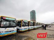Đà Nẵng chính thức đưa 5 tuyến xe buýt miễn phí vào phục vụ người dân