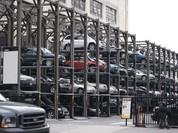 TP HCM: Doanh nghiệp đề xuất xây bãi đậu xe 9 tầng ở trung tâm