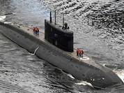Tàu ngầm Bà Rịa-Vũng Tàu sắp về đến Việt Nam