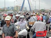 Đối phó kẹt xe: Đà Nẵng lập đề án hạn chế phương tiện giao thông cá nhân