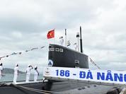 Thượng cờ tàu Kilo Đà Nẵng và Bà Rịa-Vũng Tàu, hạm đội tàu ngầm Việt Nam sẵn sàng chiến đấu