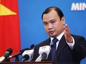 Việt Nam kiên quyết phản đối hành động của Trung Quốc ở Hoàng Sa