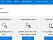 5 mẹo bảo mật khi dùng tài khoản Microsoft