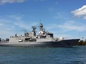 Khu trục hạm Hải quân New Zealand sắp thăm Đà Nẵng
