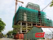 """Đà Nẵng: Phạt 1 tỷ đồng đối với công trình """"xây chui"""" 10 tầng"""