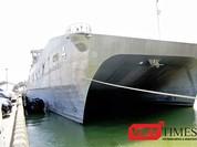 Tàu hải quân Mỹ đến Đà Nẵng tham gia chương trình đối tác Thái Bình Dương 2017