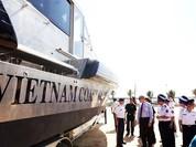 Mỹ trao 6 tàu tuần tra Metal Shark cho Cảnh sát biển Việt Nam