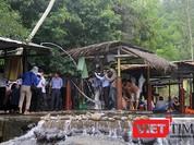 """Vụ """"Khu du lịch trái phép ở Hải Vân"""": Đà Nẵng cảm ơn báo chí lên tiếng"""