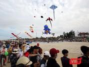 Ảnh: Ngắm những cánh diều tại Festival Diều quốc tế Quảng Nam năm 2017