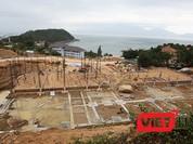Đà Nẵng đồng ý xây kè ngăn sạt lở ở dự án du lịch Sơn Trà