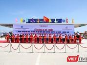 Thông xe kỹ thuật và đưa vào khai thác tuyến cao tốc Đà Nẵng-Quảng Ngãi giai đoạn 1