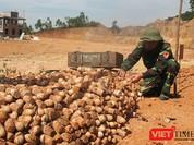 Chính phủ Hàn Quốc tài trợ 20 triệu USD để Việt Nam khắc phục hậu quả bom mìn