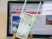 Thiết bị tăng sóng WiFi giá rẻ cho gia đình