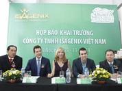 Công ty đa cấp Isagenix Việt Nam có trì hoãn việc thông báo giải thể?