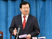 """Phó Thủ tướng: Đang thiếu một """"nhạc trưởng"""" trong quản lý đô thị theo quy hoạch"""