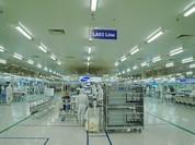 Bên trong nhà máy sản xuất TV Samsung lớn thứ 2 thế giới tại VN