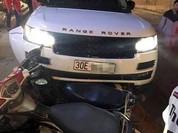 Khởi tố đối tượng trộm xe Range Rover, gây tai nạn liên hoàn trên đường Hoàng Quốc Việt