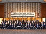 Thủ tướng tọa đàm với 60 doanh nghiệp CNTT Nhật Bản