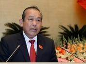 """Phó Thủ tướng Trương Hòa Bình: Kiên quyết xử lý các dự án thua lỗ, """"đắp chăn, đắp chiếu"""""""