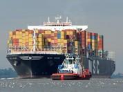 Cán cân thương mại đang thâm hụt hơn 2,8 tỷ USD