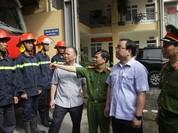 Sẽ cắt điện, nước các chung cư vi phạm quy định phòng cháy