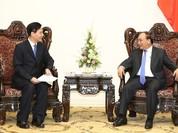 Thủ tướng tiếp lãnh đạo một số tập đoàn lớn của Trung Quốc